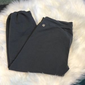 Fabletics cropped workout pants Size XS